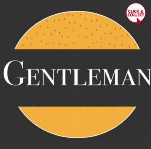 Gentleman Bar Burger click and collect